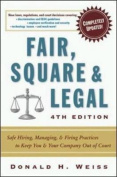 Fair, Square, and Legal