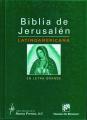 Biblia de Jerusalen Latinoamericana en Letra Grande-OS [Spanish]