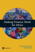 Making Finance Work for Africa