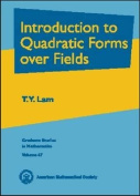 Introduction to Quadratic Forms Over Fields