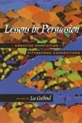 Lessons in Persuasion
