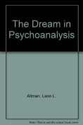 The Dream in Psychoanalysis