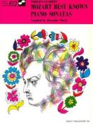 Mozart Best Known Piano Sonatas 62 Worlds Favorite