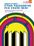 Hymn Variations for Piano Solo