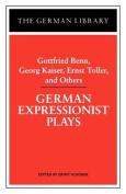 German Expressionist Plays