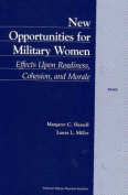 New Opportunities for Military Women
