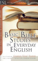 Basic Bible Studies in Everyday English