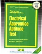 Electrical Apprentice Aptitude Test