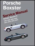 Porsche Boxster, Boxster S Service Manual