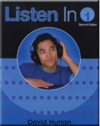 Listen In - Student Book 1 - With Audio CD