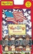 Alfred 74-0843112795 Wee Sing America - Music Book