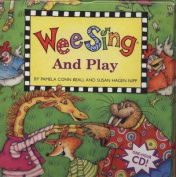 Alfred 74-0843120035 Wee Sing and Play - Music Book