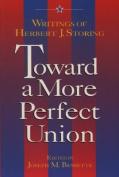 Toward a More Perfect Union