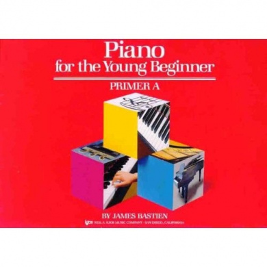 Piano for the Young Beginner: Primer A (Bastien Piano Basics)