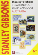 Stanley Gibbons Commonwealth Stamp Catalogue Australia