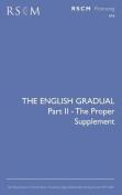 The English Gradual Supplement