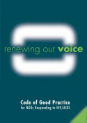Renewing Our Voice