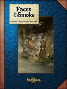 V2E: Faces in Smoke2