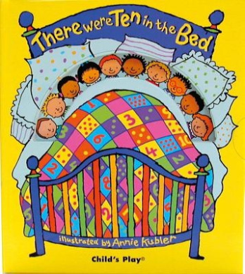 There Were Ten in the Bed (Activity Books S.)