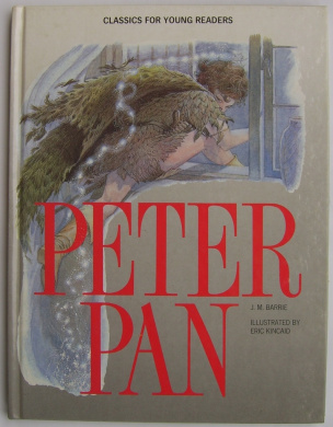 Peter Pan (Classics for Young Readers)