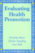 Evaluating Health Promotion