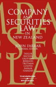 Company and Securities Law in New Zealand