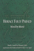 Horace Fully Parsed Word by Word