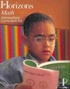 Horizons Math Grade 3 Boxed Set with Workbook and Supplement
