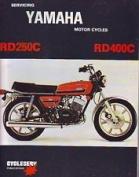 Yamaha 1979 to Twins Rd250c-400c