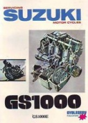 Suzuki GS 1000 Chain Drive