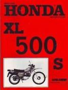 Honda Xl500s Single