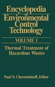 Thermal Treatment of Hazardous Wastes