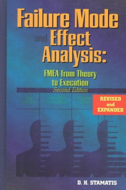 Failure Mode and Effect Analysis: FMEA from Theory to Execution