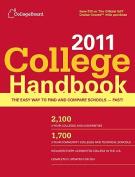 College Handbook: 2011