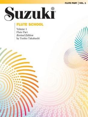Suzuki Flute School, Vol 1: Flute Part (Suzuki Flute School)