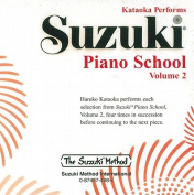 Suzuki Piano School, Vol 2  [Audio]