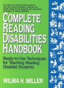 Complete Reading Disabilities Handbook