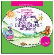 Gryphon House 12078 Music From Complete Rhymes CD