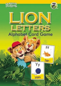 Gryphon House 11311 Lion Letters- Alphabet Card Game