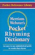 Pocket Rhyming Dictionary