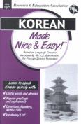Korean Made Nice & Easy