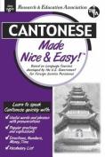 Cantonese Made Nice & Easy