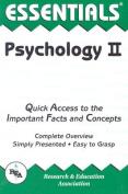 Psychology II