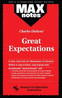 "Charles Dickens' ""Great Expectations"" (MaxNotes S.)"