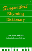 Songwriters' Rhyming Dictionary