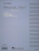 Manuscript Paper (Deluxe Pad)