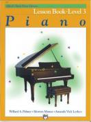 Alfred's Basic Piano Lesson Book Level 3
