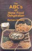 The ABC's of Home Food Dehydration