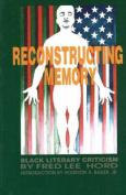 Reconstructing Memory