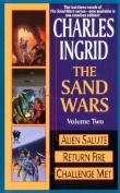 Sand Wars: Alien Salute/Return